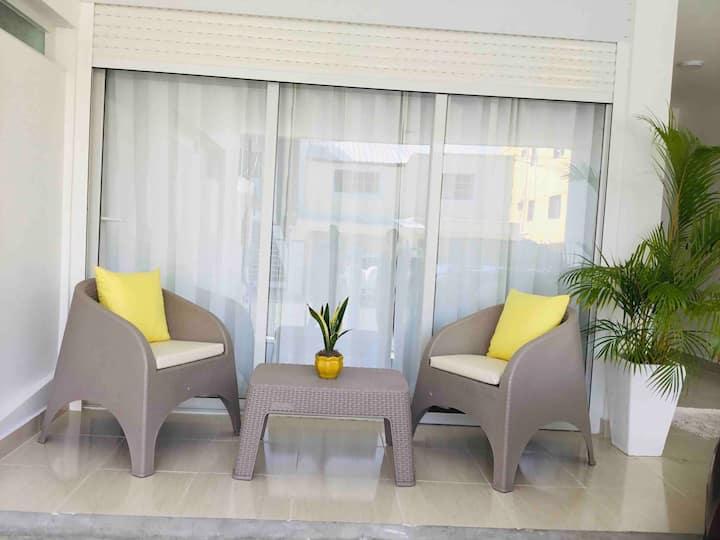 Habitación privada en puerto Plata bayardo