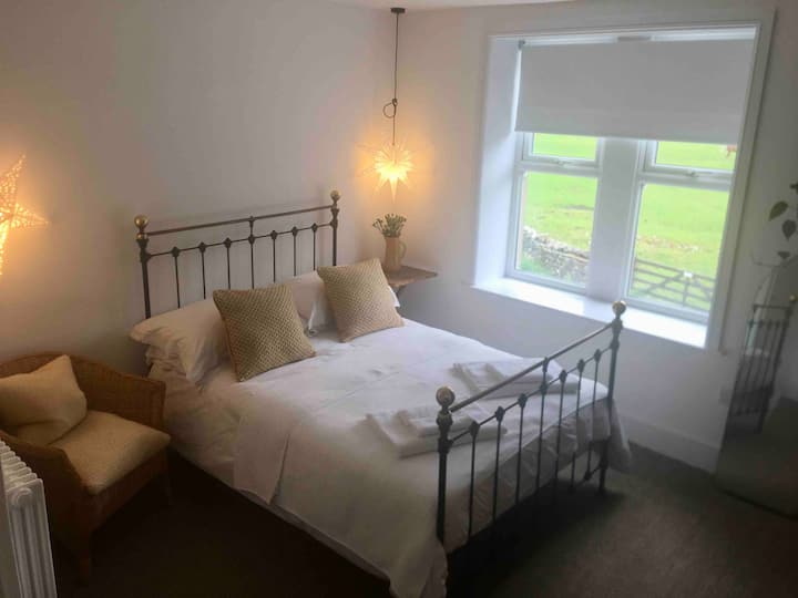 Double ensuite bedroom with uninterrupted views