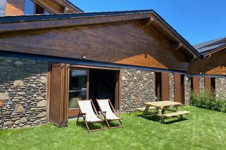 Casa con Jardín Privado en Guils de Cerdanya