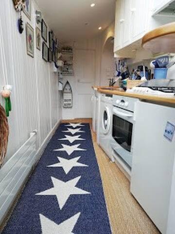 """Ty Musloch"" petite maison de bord de mer"
