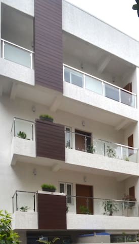 Service apartment in  RMV 2nd Stage , Bangalore