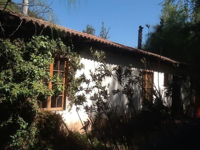 Casa de campo amplio patio - Lampa