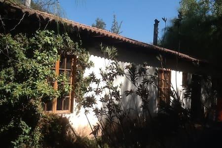 Casa de campo amplio patio - Lampa - Casa
