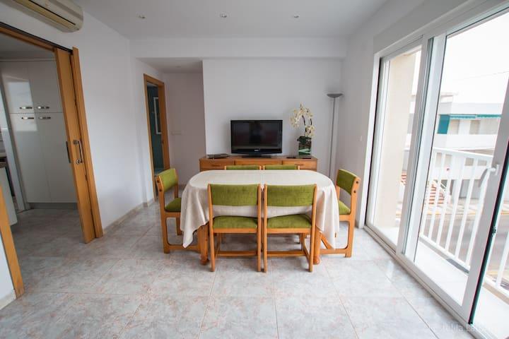 Apartamento Oliva moderno y acogedor
