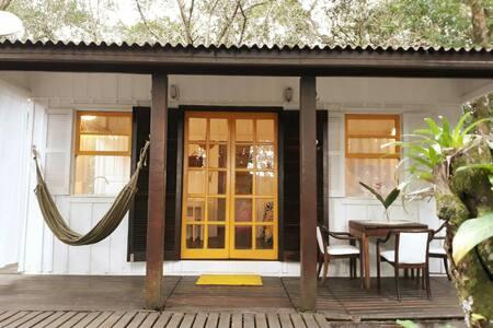 Casa da Teca,Simplicidade romântica na ILHA DO MEL