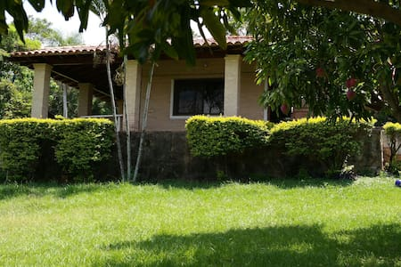Casa en el cerro en Paraguay! - Mbocayaty - Haus