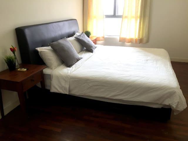CozyHome@SeriMaya, 3Bedroom, 8 Pax, 10mins to KLCC
