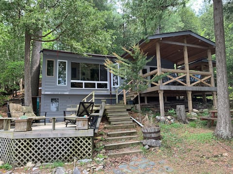 Cute, Cozy Cottage - Belmont Lake, Havelock