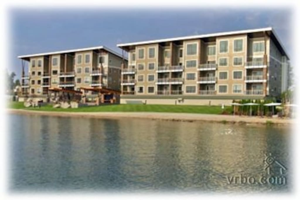 Condo at Seasons at Sandpoint