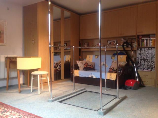 мансарда - Tver' - Lägenhet