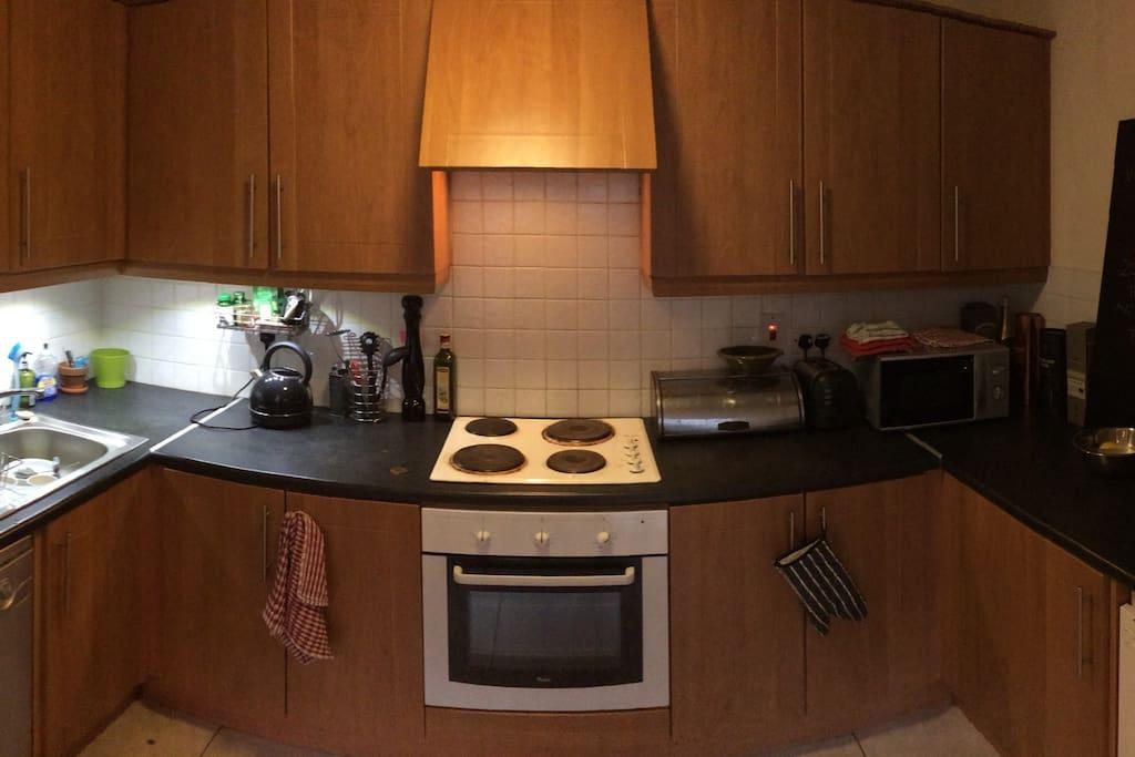 Happy kitchen!