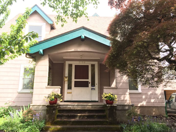 Cozy Home in Historic Irvington