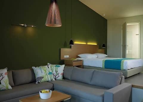 Thalatta Junior Suite Sea View ground/upper floor