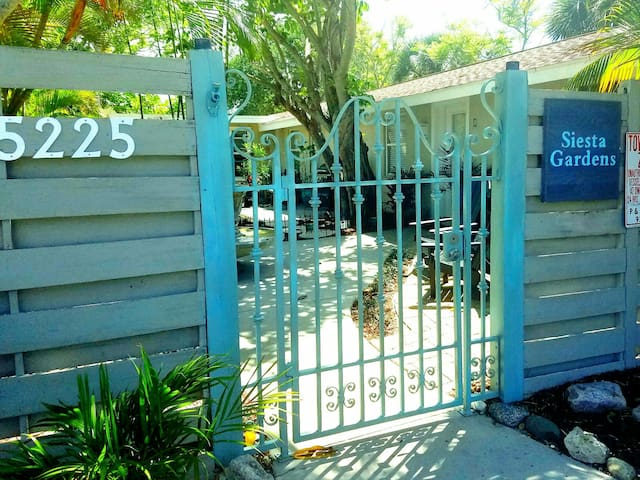 Siesta Gardens @ Siesta Key Village - Siesta Key - Apto. en complejo residencial
