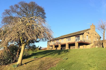 Detached house close to Haworth & Yorkshire Dales - Keighley - Rumah