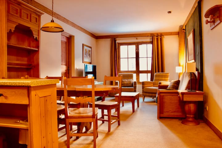 Arc 1950, Residence 5*, 4/6 persons, ski in/out