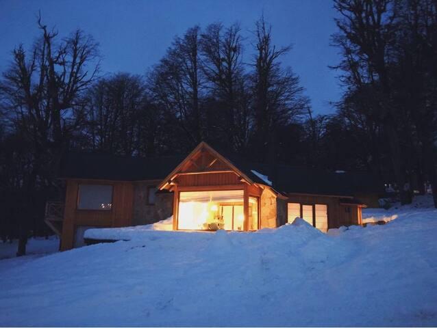 Casa en el Barrio las Pendientes, Cerro Chapelco