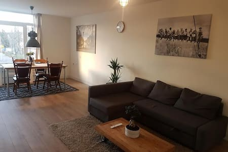 Private apt. in east Amsterdam for a great stay!!! - Diemen - Wohnung