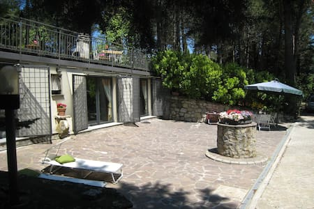 Cerretino on the hills near Firenze - Pontassieve - Villa