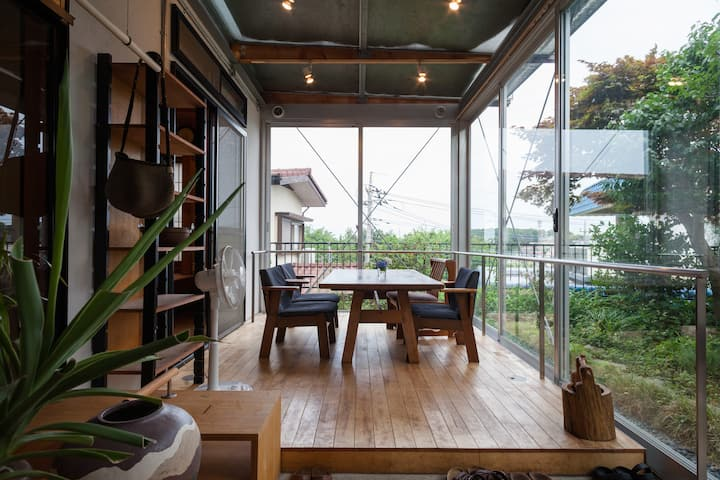 Residential area, Peaceful Traditional House 2