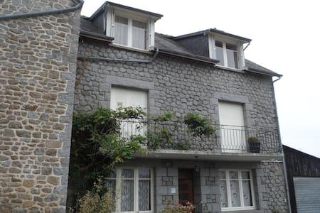 Maison de bourg en pierre - Parigné