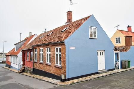 Tæt på både strand og by - Rønne - Haus