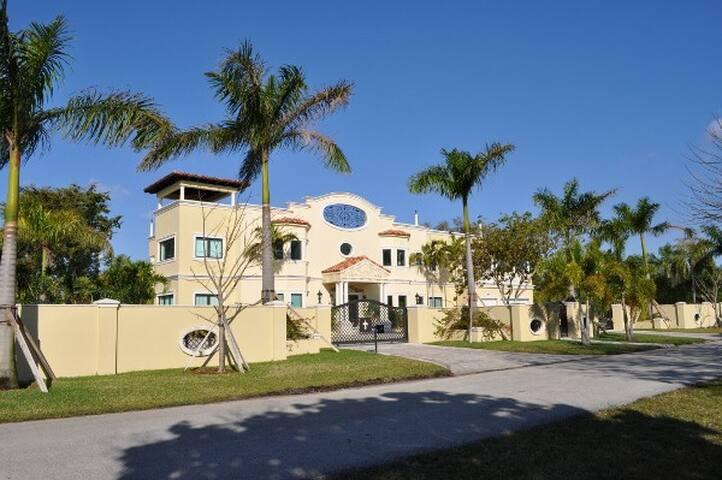 Casa Florence - Miami - Talo