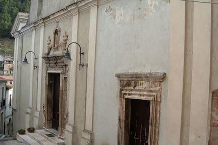 accogliente casa in pieno centro storico - Savoia di Lucania