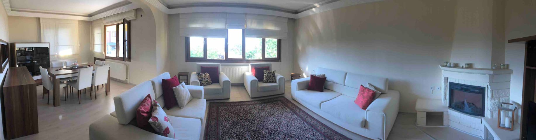 Large and comfortable Villa w sea view in Yalova