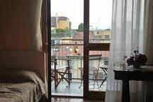 Balcone con vista Duomo