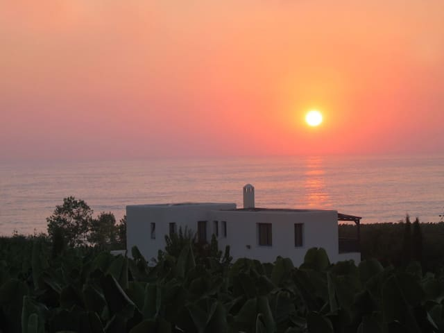 Banana Sunset Villa - Kissonerga