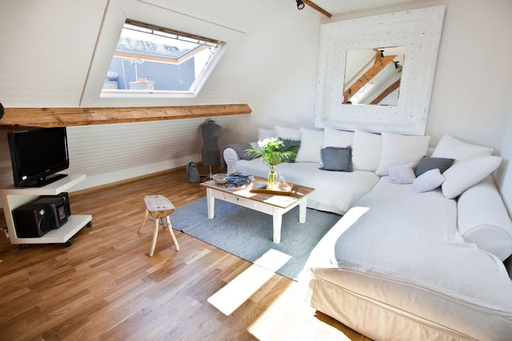 Our little malouin nest !! - Saint-Malo - อพาร์ทเมนท์