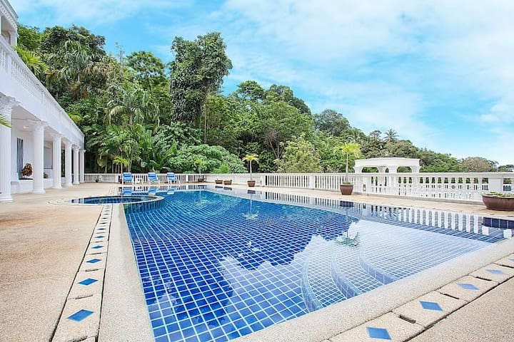 Phuket Holiday Apartment BL (Phone number hidden by Airbnb) .