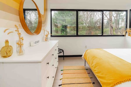 Mid Century Modern Guest House
