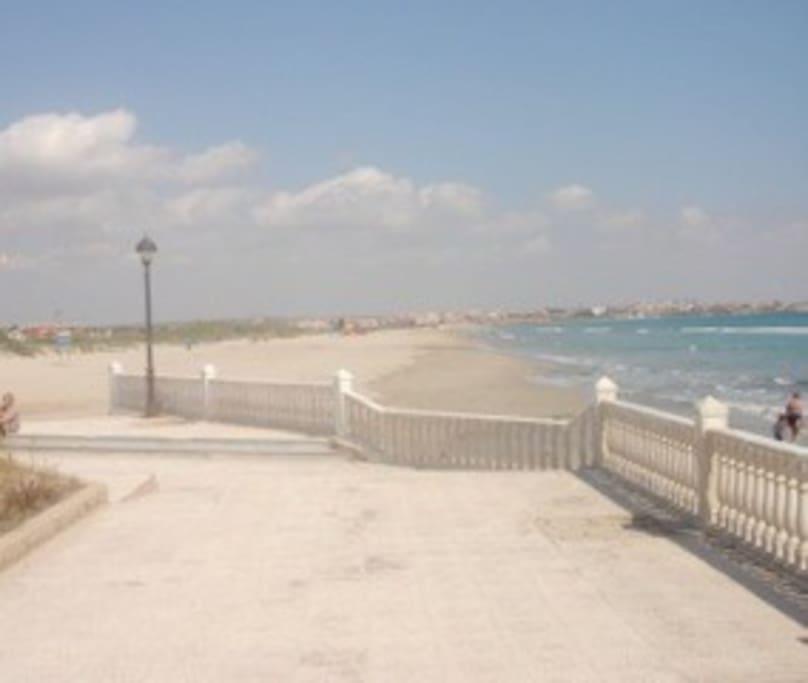 Higuricas Beach El Mojon