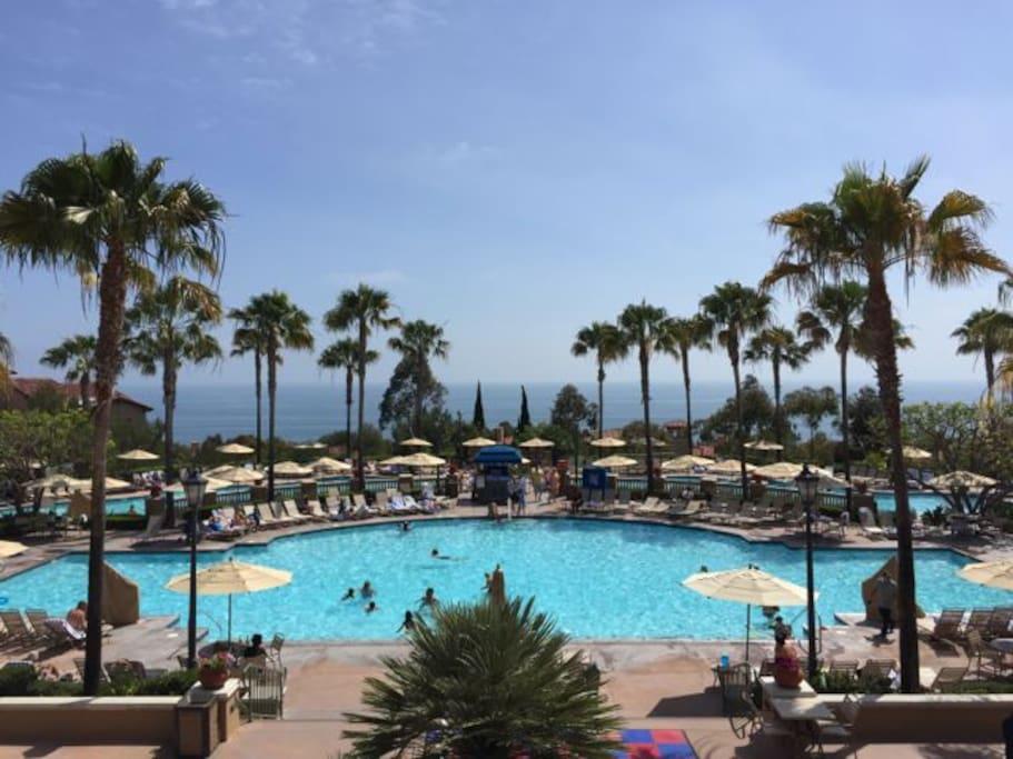 Newport Beach Marriott Villas For Rent