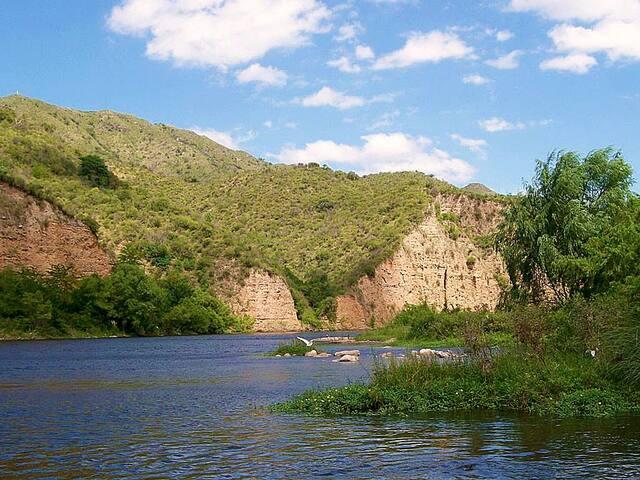 Hospedaje natural en las Sierras de Córdoba