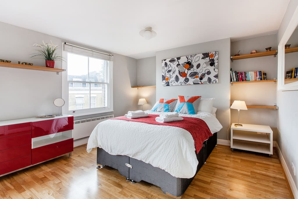 TRENDY 2BEDROOM APT SHOREDITCH WiFi Apartments For Rent In London United K