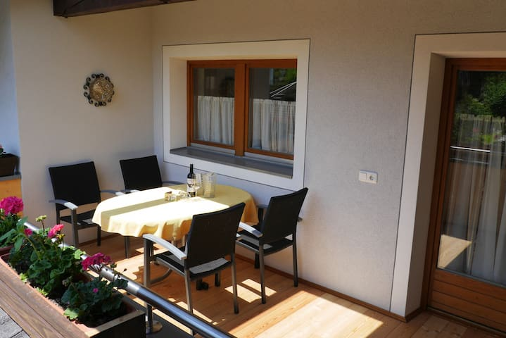 Urlaub bei Freunden - Fewo mit 2 Schlafzimmern