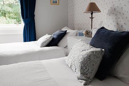 Luxury Twin bedroom in Alnwick - Alnwick - Bed & Breakfast