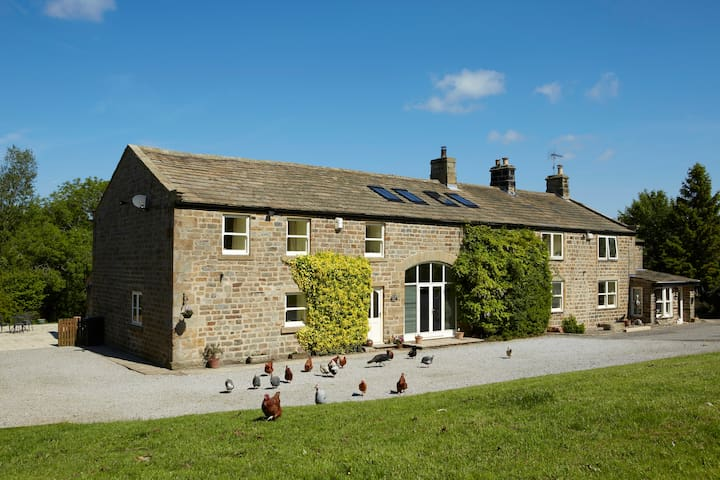 Beautiful Nidderdale Cottage - Darley, Harrogate - Casa