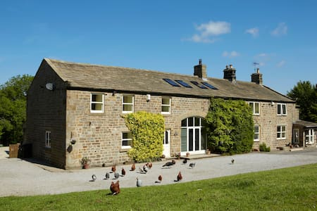Beautiful Nidderdale Cottage
