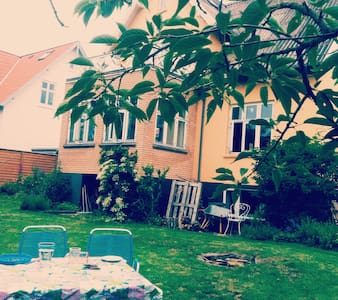Charming house ideal for family - Aarhus