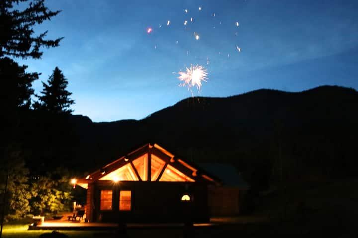 Cabin near Ruedi Reservoir/Basalt /Colorado ,81621