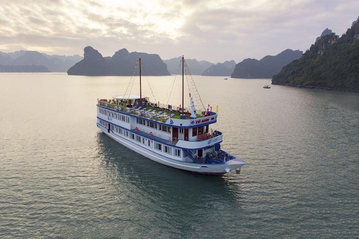 Halong - Lan Ha Bay Lapaci Cruises