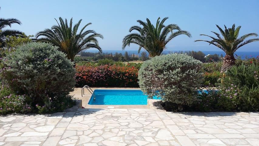 Charming house in a beautiful garden - Peyia - Casa