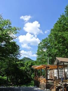 둠안 / 두메(산) 안(속)  산골짜기에 나, 우리만을 위한 Guest House! - Suju-myeon, Yeongweol - 別荘