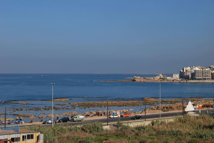 Amazing sea view - Tripoli