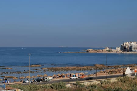 Amazing sea view - Tripoli - Apartemen