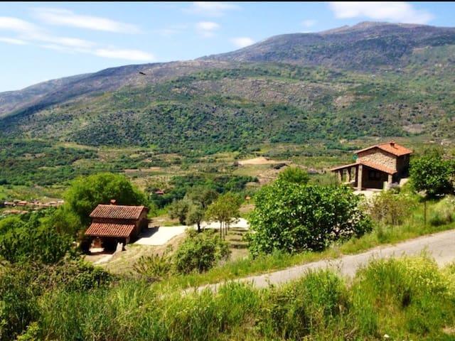 Valle del Jerte Casa Halimeda - Casas del Castañar - House